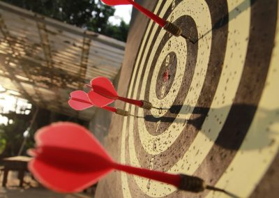 Eight Steps to Target Success
