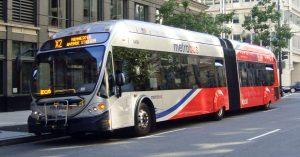 WMATA bus