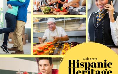 Celebrate National Hispanic Heritage Month
