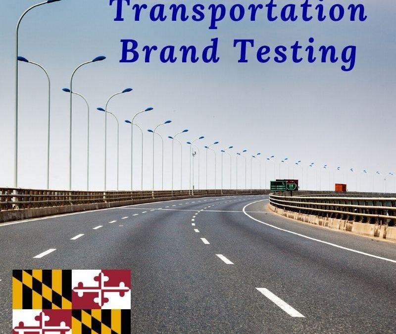 Transportation Brand Testing
